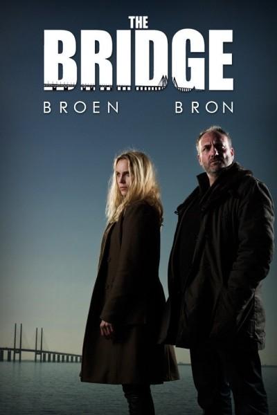 Caratula, cartel, poster o portada de Bron (El puente)