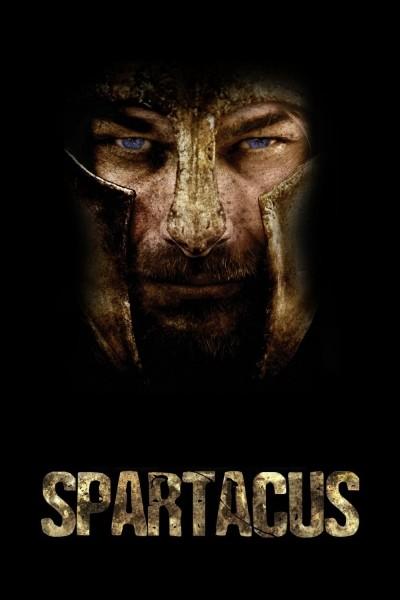 Caratula, cartel, poster o portada de Spartacus: Sangre y arena