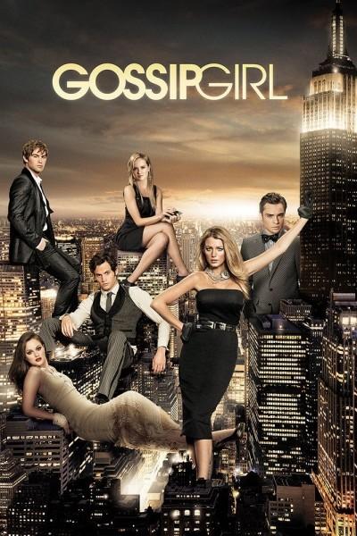 Caratula, cartel, poster o portada de Gossip Girl