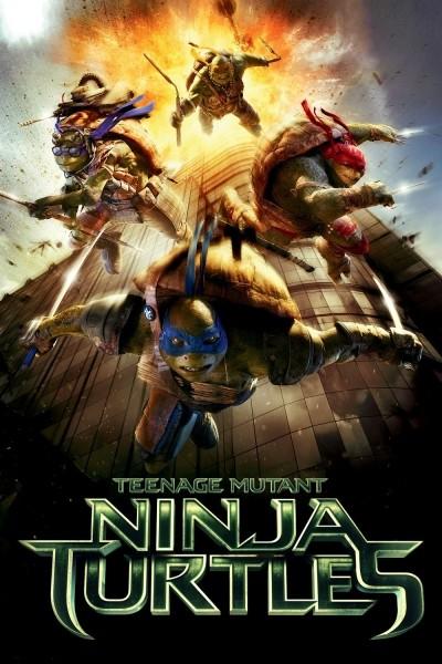Caratula, cartel, poster o portada de Ninja Turtles (Las Tortugas Ninja)