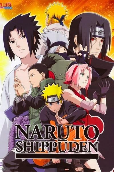 Caratula, cartel, poster o portada de Naruto: Shippûden