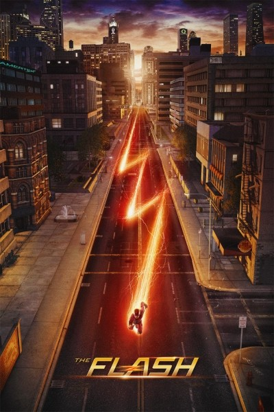 Caratula, cartel, poster o portada de The Flash