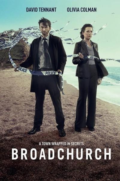 Caratula, cartel, poster o portada de Broadchurch