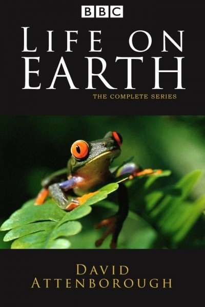 Caratula, cartel, poster o portada de La vida en la Tierra