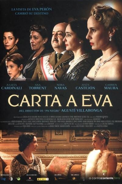 Caratula, cartel, poster o portada de Carta a Eva