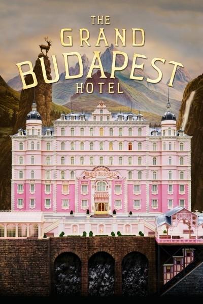 Caratula, cartel, poster o portada de El Gran Hotel Budapest