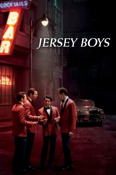 Caratula, cartel, poster o portada de Jersey Boys