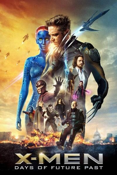Caratula, cartel, poster o portada de X-Men: Días del futuro pasado