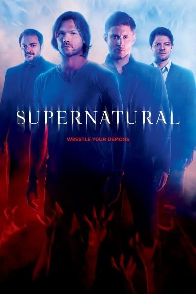 Caratula, cartel, poster o portada de Sobrenatural