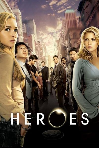 Caratula, cartel, poster o portada de Héroes