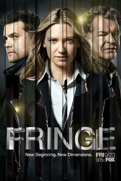 Caratula, cartel, poster o portada de Fringe