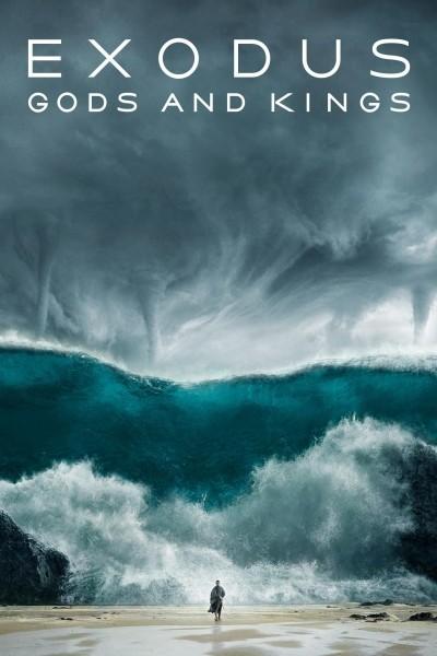 Caratula, cartel, poster o portada de Exodus: Dioses y reyes