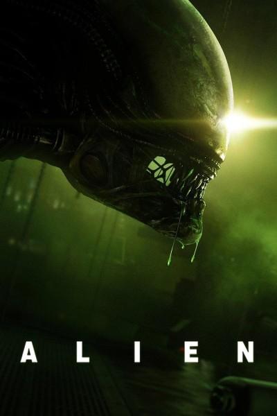 Caratula, cartel, poster o portada de Alien, el octavo pasajero