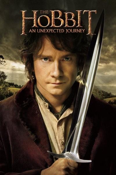 Caratula, cartel, poster o portada de El Hobbit: Un viaje inesperado