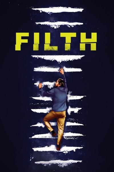 Caratula, cartel, poster o portada de Filth, el sucio