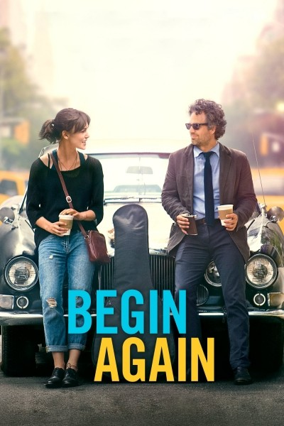 Caratula, cartel, poster o portada de Begin Again