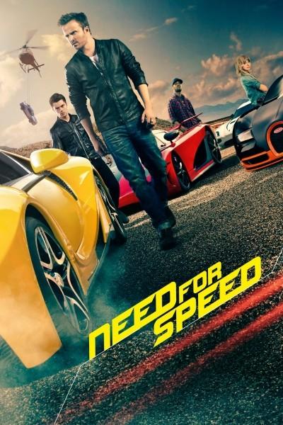 Caratula, cartel, poster o portada de Need for Speed