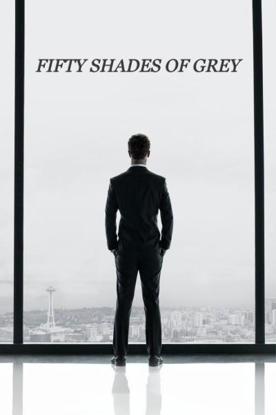 Caratula, cartel, poster o portada de Cincuenta sombras de Grey