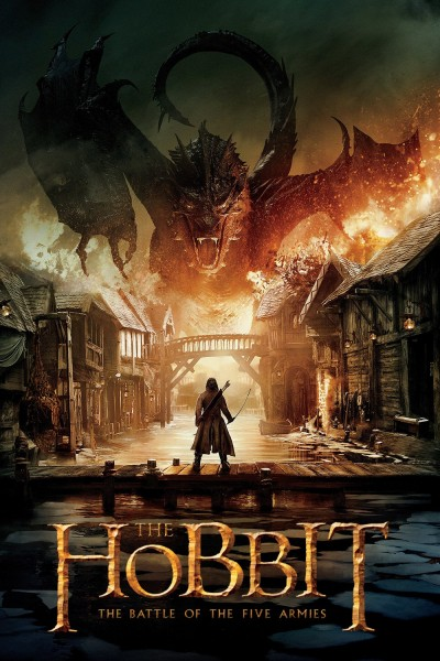 Caratula, cartel, poster o portada de El Hobbit: La batalla de los cinco ejércitos