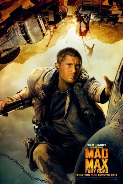 Caratula, cartel, poster o portada de Mad Max: Furia en la carretera