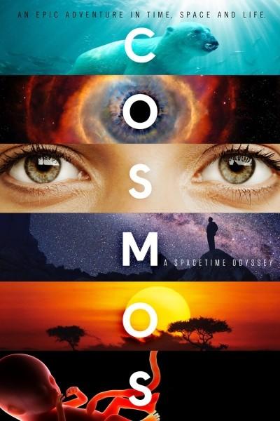 Caratula, cartel, poster o portada de Cosmos: A Space-Time Odyssey