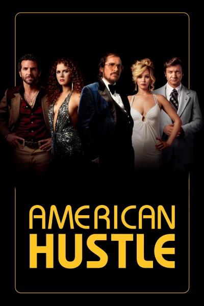 Caratula, cartel, poster o portada de La gran estafa americana