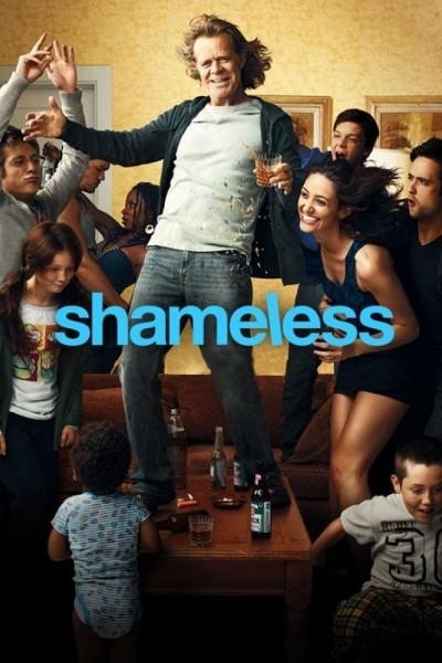 Caratula, cartel, poster o portada de Shameless