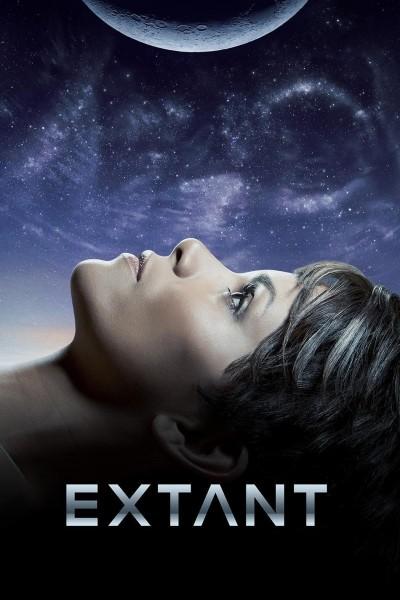 Caratula, cartel, poster o portada de Extant