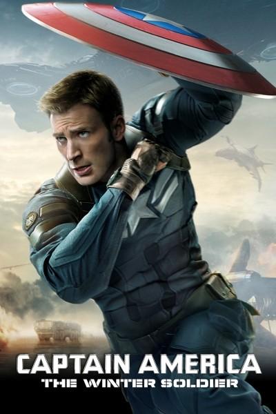 Caratula, cartel, poster o portada de Capitán América: El soldado de invierno