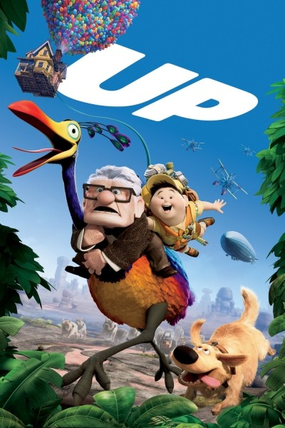 Caratula, cartel, poster o portada de Up