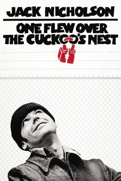 Caratula, cartel, poster o portada de Alguien voló sobre el nido del cuco