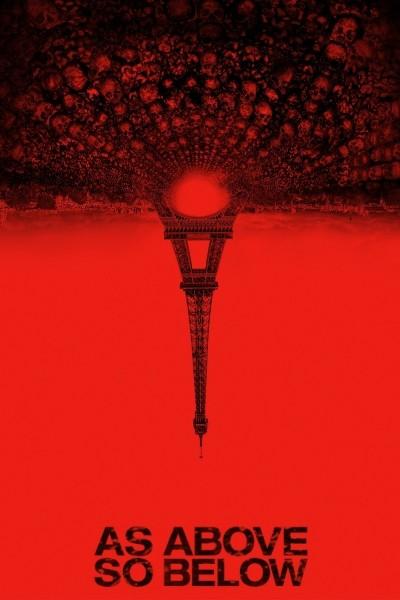 Caratula, cartel, poster o portada de Así en la Tierra como en el Infierno