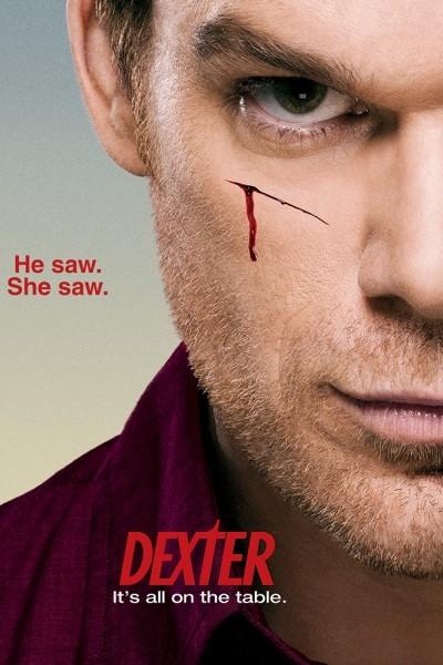 Caratula, cartel, poster o portada de Dexter