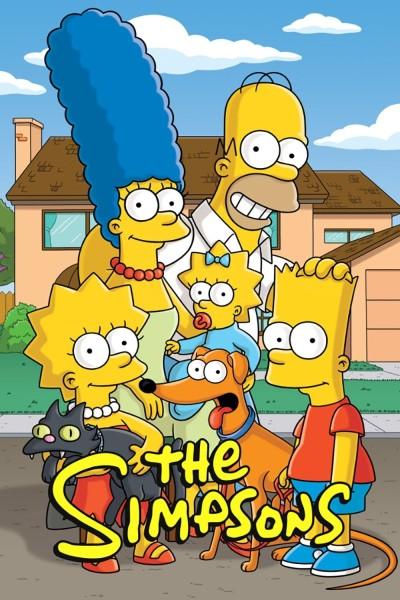 Caratula, cartel, poster o portada de Los Simpson