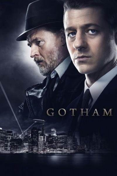 Caratula, cartel, poster o portada de Gotham