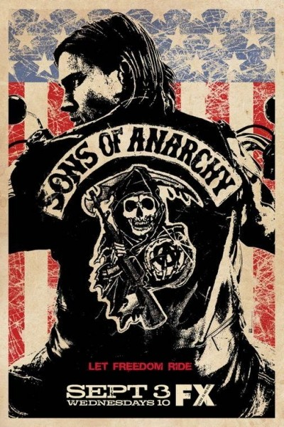 Caratula, cartel, poster o portada de Hijos de la anarquía