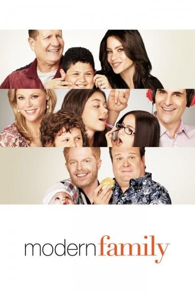 Caratula, cartel, poster o portada de Modern Family