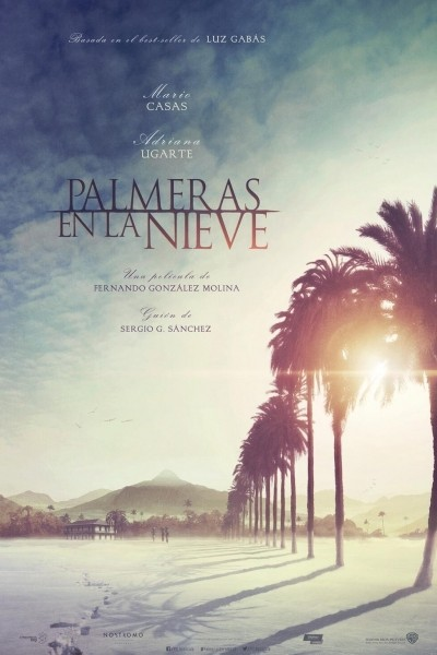 Caratula, cartel, poster o portada de Palmeras en la nieve