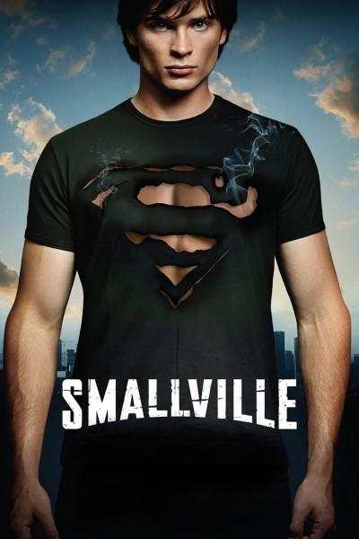 Caratula, cartel, poster o portada de Smallville