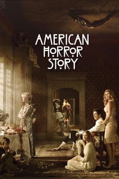 Caratula, cartel, poster o portada de American Horror Story