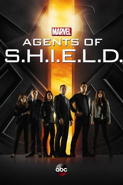 Caratula, cartel, poster o portada de Marvel, Agentes de SHIELD