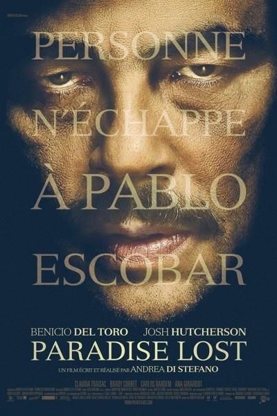 Caratula, cartel, poster o portada de Escobar: Paraíso perdido