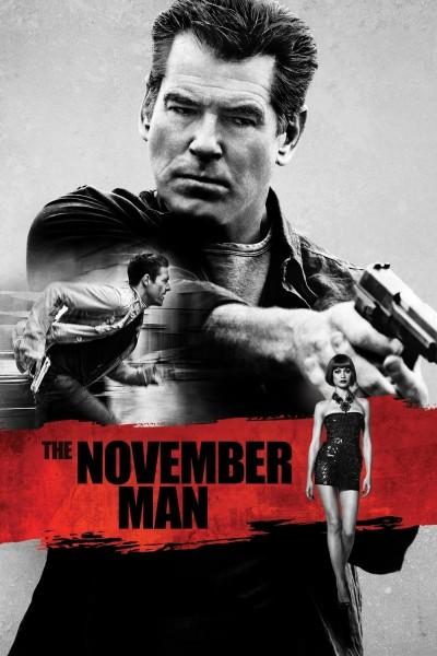 Caratula, cartel, poster o portada de La conspiración de noviembre