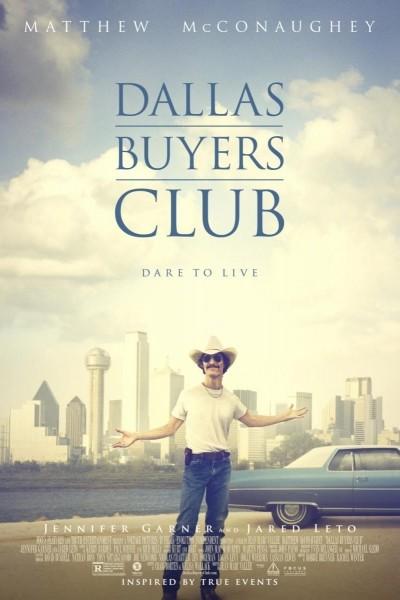 Caratula, cartel, poster o portada de Dallas Buyers Club