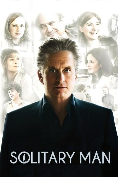 Caratula, cartel, poster o portada de Un hombre solitario