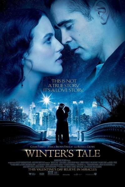 Caratula, cartel, poster o portada de Cuento de invierno