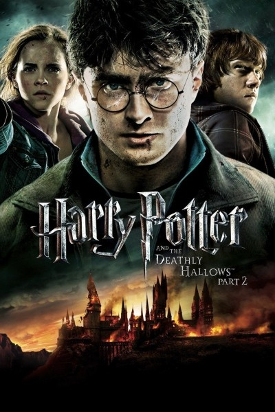 Caratula, cartel, poster o portada de Harry Potter y las Reliquias de la Muerte - Parte II