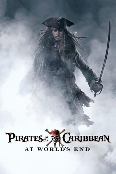 Caratula, cartel, poster o portada de Piratas del Caribe: En el fin del mundo