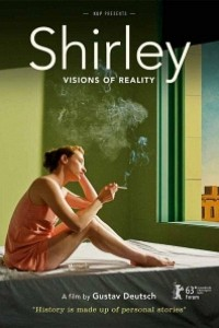 Caratula, cartel, poster o portada de Shirley: Visiones de una realidad