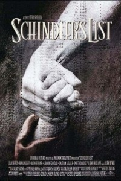 Caratula, cartel, poster o portada de La lista de Schindler